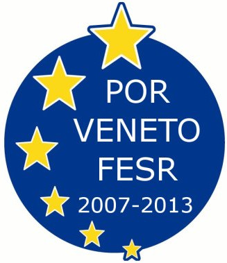 Logo iniziativa POR Veneto FESR 2007 - 2013