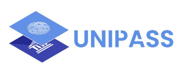 Logo servizio UniPass