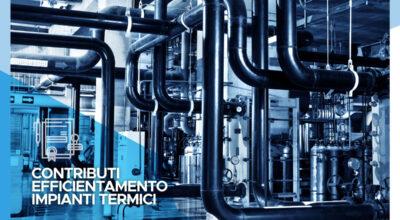 Bando per la concessione di contributi per l'efficientamento di impianti termici