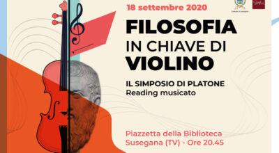 Filosofia in chiave di violino: Il simposio di Platone