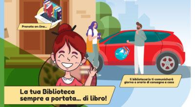 La tua Biblioteca sempre a portata… di libro!