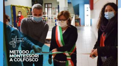 Inaugurata la sezione a metodo Montessori a Colfosco