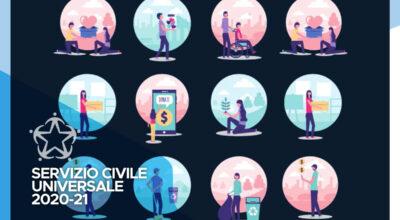Bando e progetti del Servizio Civile Universale 2020-2021