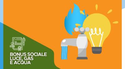 Bonus sociale luce, gas e acqua – Cosa cambia dal 2021