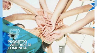 """Avviso per la manifestazione di interesse alla partecipazione al progetto """"welfare di comunità"""""""