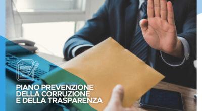 Aggiornamento del piano triennale della prevenzione della corruzione e della trasparenza 2021/2023
