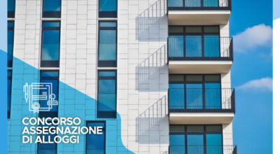 Bando di concorso per l'assegnazione di alloggi di edilizia residenziale pubblica – anno 2021