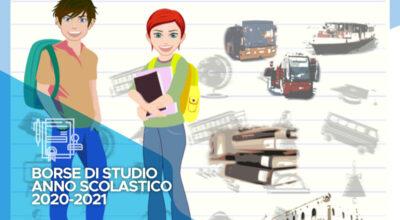 Borse di Studio – Anno scolastico 2020-2021