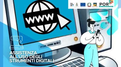 Assistenza all'uso degli strumenti digitali – PagoPA, Spid, ecc.